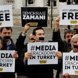 Il mio intervento per la Radio Border sulla libertà di stampa in Turchia