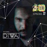 Vibe Island - EP 22 ( Featuring DIWA )