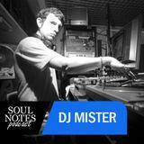 Soul Notes podcast  - Dj Mister