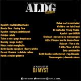 ALDGSHOW de DJ MYST aka LA LEGENDE sur Generations FM emission du 24 fevrier 2019 PART I