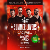 Jackwell x Loving Arms x DJ TYMO live @ Club 1001, Bordány 2019.08.17.