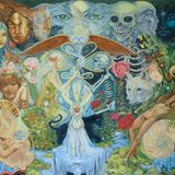 DJ DRYAD - MYSTICAL VOYAGERS VISIONARY SHAMANICS SHOW - 14/2/15