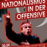 Der türkische Nationalismus in der Offensive – Geschichte, Ideologie, Widerstand (Veranstaltung)