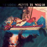 Simon-Music is You #31(Deep, House Mixtrack)