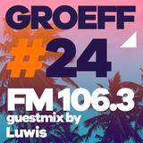 GROEFF Radioshow on Tros FM 22/09/18 Episode 27 // Special Guest Mix by LUWIS