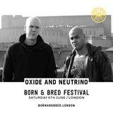 Born and Bred Festival - Promo Mix 2015