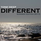 DIFFERENT by Tone Deep (Summer Edition 2013)