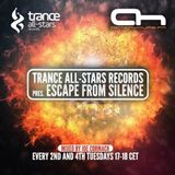 Trance All-Stars Records Pres. Escape From Silence #178