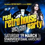 Just-K @ Real Retro House Party (Stadsfeestzaal Aarschot - 19.03.2016)