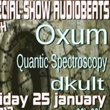 DKult @ RadioTeksession 25-01-2013 Live
