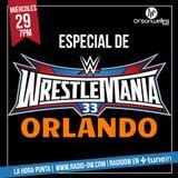 Especial Wrestlemania 33 en La Hora Punta