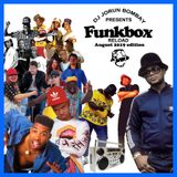DJ JORUN BOMBAY PRESENTS : FUNKBOX RELOAD - AUGUST 2019 EDITION