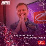 A State of Trance Episode 950 – Part 2 – Armin van Buuren