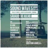 Carlos Manaca LIVE at… #041 | SOUND WAVES FEST | Esmoriz, Portugal