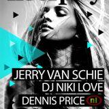 DENNIS PRICE - Live set at Floorplay Club NL (26-07-2014)