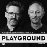 Jazzanova (Alex Barck & Claas Brieler) – Playground 2017 /07/