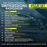 Smith Sessions Radioshow 181 (incl. District 5 Guestmix)