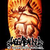 Raggabalder - 10 Years - 2012-2012 Mix