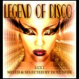 VA - LEGEND OF DISCO MIX I (Re-edits. Jackin' & Disco House)