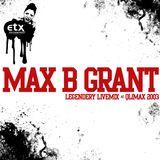 Max B. Grant live @Qlimax 2003