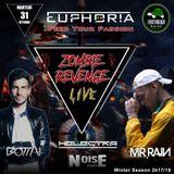 Diretta - 31.10.17 - Zombie Revenge - Tartaruga Club