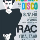 MODERN DISCO feat. RAC (Remix Artist Collective)