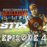 #TUESDAYSTIXFIX ON PUSH978RADIO.COM EPISODE 4