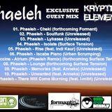 Kryptik:Elementz Exclusive Guest Mix 05: Phaeleh