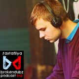 Rastafilya - Brokendubz Podcast042