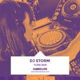DJ Storm - FABRICLIVE x Metalheadz Mix
