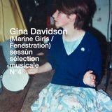 Gina Davidson pour Sessùn - sélection musicale n°4