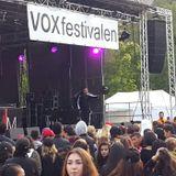 Vox-festivalen i Varbergaparken