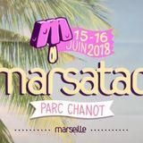 MARSATAC 2018 L'EMISSION