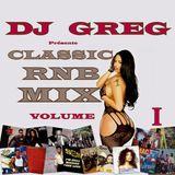 CLASSIC RNB MIX VOLUME 1