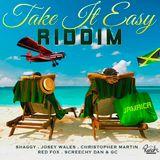 Take It Easy Riddim Mix Promo (Ranch Ent.-2014) - Selecta Fazah K.