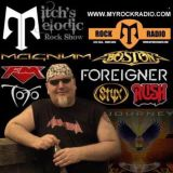 The Melodic Rock Show on MyRock Radio - Monday 2nd December 2018