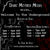 Welcome To The Underground hosted by Kali - November 3rd, 2014