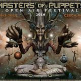MASTERS OF PUPPETS OPEN AIR 2016 KODAMA STAGE - FOREST DJ SET