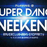 Super Dance Weekend teaser