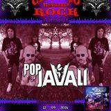Programa Cangaço Rádio Rock - Entrevista com a Banda Pop Javali (12.09.2016)