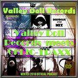 Valley Doll Records presents Deefdelic in the Mix [PODCAST] (26-10-2018)