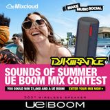 UE Boom: Sounds of Summer by Dj Kttrance