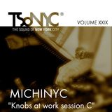 XXIX TSoNYC®   MichiNYC  Knobs at work session C   From Treviso Italy