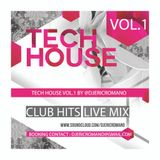 Tech House Set Vol.1 by @djericromano
