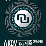 Pio -  NU:DANCE with AKOV (UK) NeurofunkGrid Promo mix