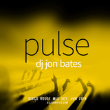PULSE dj mix set - disco house funk - june 2014 - dj jon bates