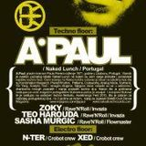 A.Paul - Live Set - Rave'n'Roll @ Sirup, Croatia - 14.04.2012