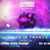 DJ Neksus - ASOT Belgrade after hour mashup