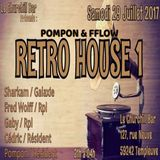 Retro House 1 @ Le Churchill Bar Templeuve part 1 ( Pompon & FFlow )
