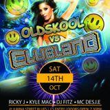 Dj Ricky J fb live mix #7 with MC Des.I.E. Fitz Kyle Mac